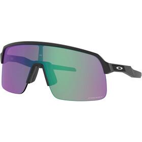Oakley Sutro Lite Sunglasses, matte black/prizm road jade